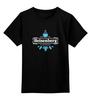 """Детская футболка классическая унисекс """"Heisenberg Pure Crystal Meth"""" - во все тяжкие, breaking bad, meth, heisenberg, хайзенберг, мет"""