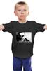 """Детская футболка классическая унисекс """"Gabriel Marquez"""" - арт, писатель, габриэль гарсиа маркес, магический реализм"""