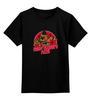 """Детская футболка классическая унисекс """"Freddy Fazbears (Пять ночей у Фредди)"""" - пять ночей у фредди, выживание в кошмаре, five nights at freddy's, freddy fazbears"""