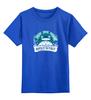 """Детская футболка классическая унисекс """"TONARI NO TOTORO"""" - totoro, миядзаки, тоторо"""