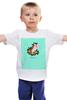 "Детская футболка ""Стрелец"" - стрелец, знак зодиака"