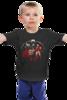 """Детская футболка классическая унисекс """"Супергерои"""" - супергерои, marvel, dc, капитан америка, халк, superheroes"""