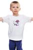 "Детская футболка ""Кошка королева"""