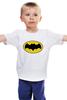 """Детская футболка """"бэтмен"""" - batman, бэтмен, dc, dc комиксы"""