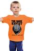 "Детская футболка ""Темный Рыцарь (Бэтмен)"" - batman, бетмен, dark khight"
