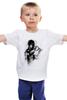 """Детская футболка классическая унисекс """"Удар дракона"""" - дракон, боец, боевые искусства, the last dragon, удар дракона"""