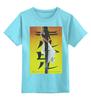 "Детская футболка классическая унисекс ""Kill Bill"" - иероглифы, tarantino, kill bill, убить билла, квентин тарантино"