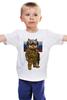 """Детская футболка """"Вежливые Люди"""" - кот, россия, путин, крым, вежливые люди"""