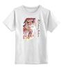 """Детская футболка классическая унисекс """"Dictum factum."""" - сова, owl, dictum factum, принт сова"""
