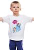 """Детская футболка """"my little pony girl"""" - my little pony, пони, для детей, детское"""