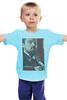 "Детская футболка ""Django Unchained - Di Caprio"" - django, tarantino, ди каприо, kinoart, di caprio"