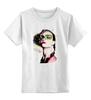"""Детская футболка классическая унисекс """"VOGUE """" - стиль, мода, fashion, vogue"""
