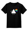 """Детская футболка классическая унисекс """"Pink Floyd"""" - рок, прикольная, пинк флойд, pink floyd, знаменитая"""