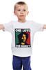 """Детская футболка """"Bob Marley """" - любовь, регги, боб марли, reggae, ska, jamaica"""