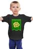 """Детская футболка классическая унисекс """"Дом Тиреллов"""" - игра престолов, game of thrones, дом тиреллов, growing strong, вырастая крепнем"""