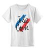 """Детская футболка классическая унисекс """"Je Suis Charlie (Я Шарли)"""" - paris, charlie, je suis charlie, i am charlie, я шарли"""
