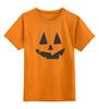"""Детская футболка классическая унисекс """"Хэллоуин"""""""