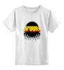 """Детская футболка классическая унисекс """"Тик-герой (spoon)"""" - тик-герой, spoon"""
