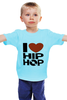 """Детская футболка """"Хип-Хоп"""" - авторские майки"""
