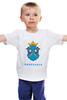 """Детская футболка классическая унисекс """"Сортавала-1"""" - сортавала, карелия, республика карелия"""