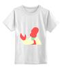 """Детская футболка классическая унисекс """"Доктор Зойдберг"""" - футурама, доктор зойдберг"""