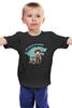 """Детская футболка классическая унисекс """"Старки (Игра Престолов)"""" - волк, wolf, starks, игра престолов, game of thrones"""