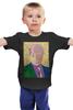 """Детская футболка """"Наше Все..."""" - путин, президент, putin, кремль"""