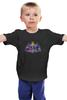 """Детская футболка классическая унисекс """"Принц из Беверли-Хиллз"""" - уилл смит, bel air"""
