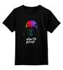 """Детская футболка классическая унисекс """"Darth punk"""" - darth vader, звездные войны, daft punk, anakin skywalker"""