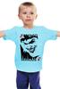 """Детская футболка """"JOKER"""" - joker, карта, джокер, улыбка, готэм"""