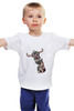 """Детская футболка классическая унисекс """"Dota 2 - Undying"""" - dota, dota 2, undying, дота 2, dota 2 undying, андед, зомбак"""
