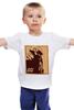 "Детская футболка ""Daft punk            "" - музыка, daft punk, футуризм"