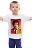 """Детская футболка классическая унисекс """"Услышь мой рёв"""" - игра престолов, game of thrones, ланнистер, питер динклэйдж"""