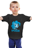 """Детская футболка классическая унисекс """"Smaile"""" - дружба, my little pony, пони, magic"""
