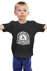 """Детская футболка """"FREEMAN"""" - half-life, гордон фримен, gordon freeman, период полураспада"""