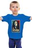 """Детская футболка классическая унисекс """"River (Миссия Серенити)"""" - светлячок, ривер, миссия серенити, serenity"""