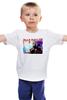 """Детская футболка классическая унисекс """"Iron Maiden Band"""" - англия, heavy metal, рок музыка, iron maiden, хэви метал"""