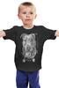 """Детская футболка классическая унисекс """"Стаффорд"""" - dog, собаки, стаффорд, staffordshire bull terrier"""