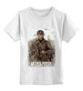 """Детская футболка классическая унисекс """"И спать хочется... и Родину жалко..."""" - 23 февраля, россия, путин, военная, патриотические футболки"""