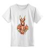 "Детская футболка классическая унисекс ""фараон тч"" - dog, собака, олдскул, розы, фараон, roses, дог, tm kiseleva, фараонова собака"