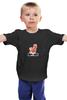 """Детская футболка классическая унисекс """"Brony BigMac"""" - my, pony, brony, little"""