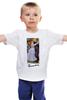 """Детская футболка """"Ренуар """" - ренуар, renoir"""