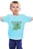"""Детская футболка классическая унисекс """"Мужская гуз"""" - гуз, guz"""