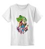 """Детская футболка классическая унисекс """"Без названия"""" - hulk, мстители, iron man, captain america, thor"""