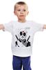 """Детская футболка классическая унисекс """"Deadpool"""" - comics, комикс, marvel, deadpool, anti-hero, дэдпул, антигерой"""