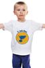 "Детская футболка классическая унисекс ""St. Louis Blues "" - хоккей, nhl, нхл, сент-луис блюз, saint louis blues"