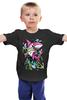 """Детская футболка классическая унисекс """"Акула"""" - челюсти, рыбы, акула, shark"""