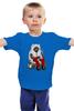 """Детская футболка """"Волк в овечьей шкуре"""" - приколы, животные, овца, волк, wolf"""