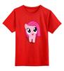 """Детская футболка классическая унисекс """"Мой маленький пони"""" - mlp, my little pony, friendship is magic, мой маленький пони"""