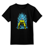 "Детская футболка классическая унисекс ""Heisenberg"" - heisenberg, во все тяжкие, breaking bad"